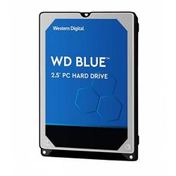 Hard Disk Western Digital Blue 2TB, SATA3, 128MB, 2.5inch
