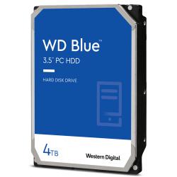 Hard Disk Western Digital Blue 4TB, SATA3, 256MB, 3.5inch, Bulk