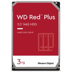 Hard Disk Western Digital Red Plus NAS 3TB, SATA3, 128MB, 3.5inch