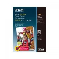 Hartie Foto Epson S400035 Glossy, A4, 20 Coli, 183g, C13S400035