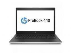 Laptop HP ProBook 440 G5, Intel Core i3-7100U, 14inch, RAM 4GB, HDD 500GB, Intel HD Graphics 620, Free Dos, Silver