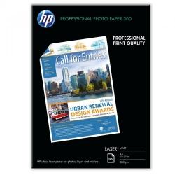 HP Matt Photo Laser Paper-100 sht/A4