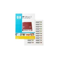 HP ULTRIUM 2 BAR CODE LABEL PACK