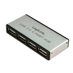 Hub USB 2.0 Logilink UA0003, 4 porturi