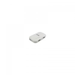 Hub USB SSK SHU037 4xUSB, White