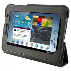 Husa de protectie 4World Slim pentru Galaxy Tab 2 de 7inch, Grey