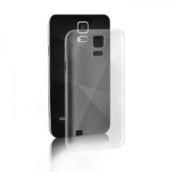 Husa de protectie Qoltec Premium 51268, pentru Samsung Galaxy S6 Edge G925F, Transparenta