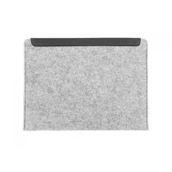 Husa Modecom Felt pentru laptop de 14-15.6inch, Grey