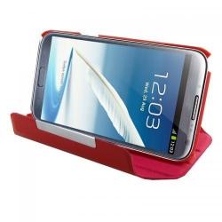 Husa protectie 4World 09136 pentru Galaxy Note 2, Red
