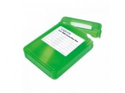 Husa protectie Logilink HDD UA0133G, 3.5inch, Green