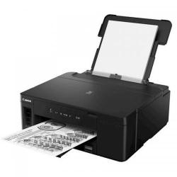 Imprimanta Inkjet Monocrom Canon Pixma GM2040, Black