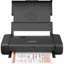 Imprimanta Portabila Inkjet Color Canon PIXMA TR150 + Acumulator LK-72