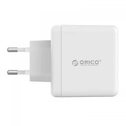 Incarcator retea Orico WHC-2U, 2x USB, 3A, White