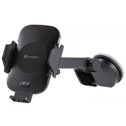 Incarcator Wireless Auto TRAADA46329, 10W, Black