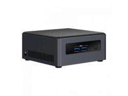 Calculator Intel (NUC) Next Unit of Computing NUC7I3DNH2E, Intel Core i3-7100U, No RAM, No HDD, Intel HD Graphics 620, No OS, Bulk