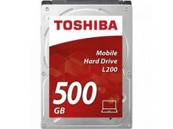 Hard disk Toshiba L200 500GB, SATA2, 8MB, 2.5inch, Bulk