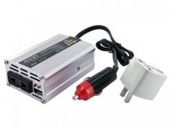 Invertor de la 12V DC la 230V AC, unda sinus modulat putere max: 150W-WE-BL