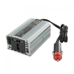 Invertor Tensiune Whitenergy 06578 DC/AC de la 24V DC la 230V AC 200W