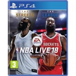 Joc EA Games NBA LIVE 18 pentru PlayStation4