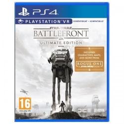 Joc Electronic Arts Star Wars Battlefront Ultimate Edition pentru Playstation 4