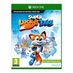 Joc Super Luckys Tale pentru Xbox One