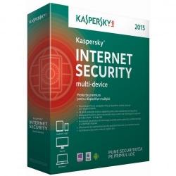KASPERSKY INTERNET SECURITY 2016 1U 1Y BOX