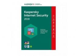 Kaspersky Internet Security 2018 1device/1Year, Renewal Retail