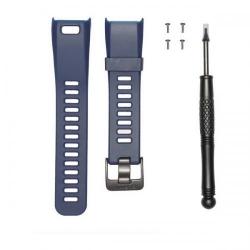 Kit Bratara Smartwatch Garmin, Blue + Accesoriu