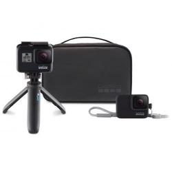 Kit de calatorie GoPro AKTTR-001, Black