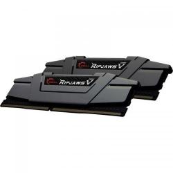 Kit Memorie G.Skill Ripjaws V Black 16GB, DDR4-3200MHz, CL16, Dual Channel