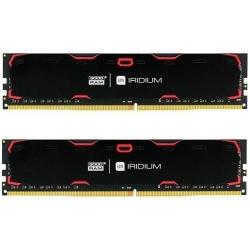 Kit memorie Goodram IRDM, 16GB, DDR4-2133MHz, CL15, Dual Channel