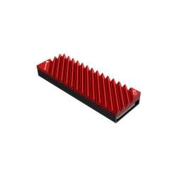 Kit racire pasiva pentru SSD Jonsbo M.2-3 Red