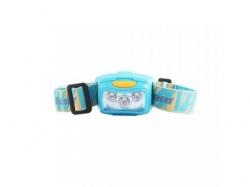 Lanterna frontala Discovery 3xR3, 3xLed, albastra, GP ; Cod EAN: 4891199151842