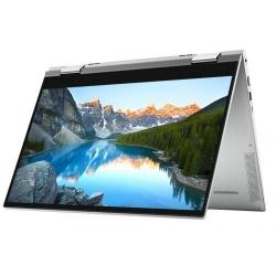 Laptop 2-in-1 Dell Inspiron 5406, Intel Core i5-1135G7, 14inch Touch, RAM 8GB, SSD 512GB, Intel Iris Xe Graphics, Windows 10, Titan Grey