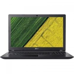 Laptop Acer Aspire 3 A315-34-P2PC, Intel Pentium Silver Quad-Core N5000, 15.6inch, RAM 4GB, HDD 1TB, Intel UHD Graphics 605, Linux, Black