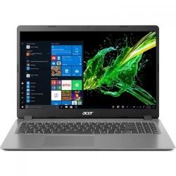 Laptop Acer Aspire 3 A315-56, Intel Core i5-1035G1, 15.6inch, RAM 8GB, SSD 256GB, Intel UHD Graphics, Windows 10, Steel Gray