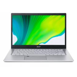 Laptop Acer Aspire 5 A514-54-33A6, Intel Core i3-1115G4, 14 inch, RAM 8GB, SSD 256GB, Intel UHD Xe Graphics, Windows 10 Pro, Pure Silver