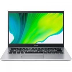 Laptop Acer Aspire A515-55-54W5, Intel Core i5-1035G1, 15.6inch, RAM 8GB, SSD 512GB, Intel UHD Graphics, No OS, Pure Silver