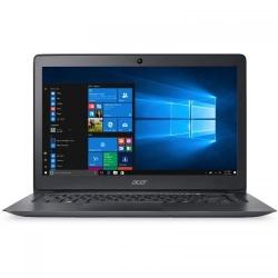 Laptop Acer TravelMate TMX349-G2, Intel Core I5-7200U, 14inch, RAM 8GB, SSD 256GB, Intel HD Graphics 620, Linux, Grey