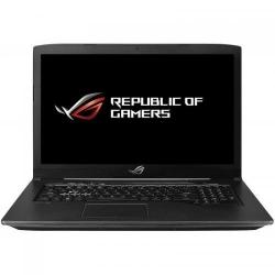 Laptop Asus ROG GL703GE-GC024, Intel Core i7-8750H, 17.3inch, RAM 8GB, HDD 1TB, nVidia GeForce GTX 1050 Ti 4GB, Free Dos, Black