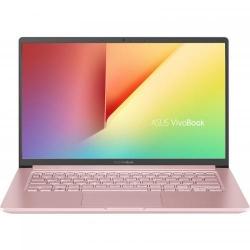 Laptop Asus VivoBook 14 X403FA-EB165,  Intel Core i7-8565U, 14inch, RAM 8GB, SSD 512GB, Intel UHD Graphics 620, Endless OS, Petal Pink