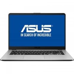 Laptop Asus VivoBook 15 X505ZA-EJ668, AMD Ryzen 5 2500U, 15.6inch, RAM 4GB, HDD 1TB, AMD Radeon Vega 8, Endless OS, Grey