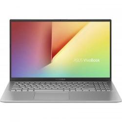 Laptop Asus VivoBook 15 X512FA-EJ1143, Intel Core i3-8145U, 15.6inch, RAM 8GB, SSD 256GB, Intel UHD Graphics 620, No OS, Transparent Silver