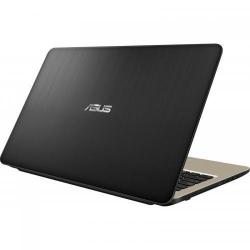 Laptop ASUS VivoBook 15 X540MA-GO207T, Intel Celeron Dual Core N4000, 15.6inch, RAM 4GB, HDD 50GB, Intel HD Graphics 600, Windows 10, Chocolate Black