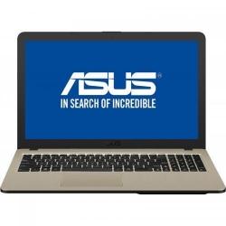 Laptop ASUS VivoBook 15 X540UA-DM2084, Intel Core i7-8550U, 15.6inch, RAM 8GB, SSD 256GB, Intel UHD Graphics 620, Endless OS, Chocolate Black