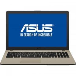 Laptop ASUS VivoBook 15 X540UA-DM2084, Intel Core i7-8550U, 15.6inch, RAM 8GB, SSD 512GB, Intel UHD Graphics 620, Endless OS, Chocolate Black