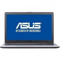 Laptop ASUS VivoBook 15 X542UA-DM370, Intel Core i5-8250U, 15.6inch, RAM 8GB, HDD 1TB, Intel UHD Graphics 620, Endless OS, Grey