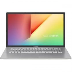 Laptop ASUS VivoBook 17 M712DA-BX235, AMD Ryzen 3 3250U, 17.3inch, RAM 8GB, SSD 512GB, AMD Radeon RX Vega 3, No OS, Transparent Silver