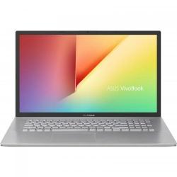 Laptop ASUS VivoBook 17 X712JA-BX381, Intel Core i5-1035G1, 17.3inch, RAM 8GB, SSD 512GB, Intel UHD Graphics, No OS, Transparent Silver