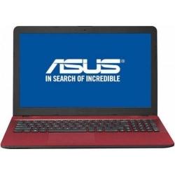 Laptop Asus Vivobook Max X541UA-DM1360, Intel Core i3-7100U, 15.6inch, RAM 4GB, HDD 1TB, Intel HD Graphics 620, Windows 10, Red